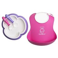 Babybjörn Feeding Set pink/purple - Cookware Set
