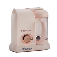 Beaba Steamer + mixer BABYCOOK SOLO limited edition PINK - Steamer
