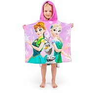 Jerry Fabrics Frozen pink - Children's hooded towel