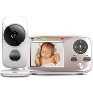Motorola MBP 667 HD Connect - Video Baby Monitor