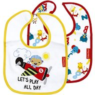 Fisher-Price Set of cotton bibs - Feeding Bib