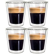 BANQUET Glass double-skinned DOBLO 170ml - Glass for Hot Drinks