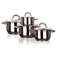 BANQUET Stainless Steel Set MODENA, 8pcs, A03059 - Pot Set
