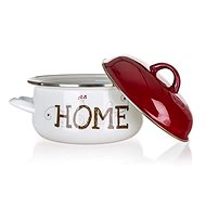 BANQUET HOME Coll. 16x8cm, 1l, with lid - Pot