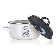 BANQUET SWEET HOME Pot with Lid, 24 x 11.5cm, 3.7l - Pot
