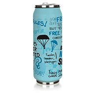 BANQUET Thermos BE COOL Teenager Boys 430ml, blue - Thermos