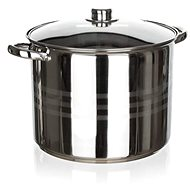 BANQUET Stainless-steel Pot LIVING 13.5l - Pot