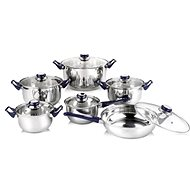 BANQUET Set Stainless Steel CELESTE 12pcs - Cookware Set