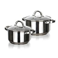 BANQUET Big Swing Set of Stainless-steel Pots, 4pcs - Pot Set