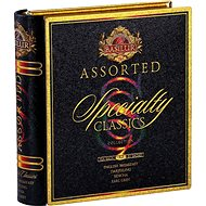 BASILUR Book Assorted Specialty 32 Gastro Bbags - Tea
