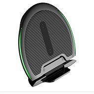 Baseus Foldable Multifunction Wireless Charger Black - Wireless Charger