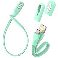 Baseus Bracelet Cable USB to Type-C (USB-C) 0.22m Mint Green - Data cable