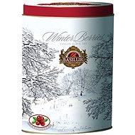 BASILUR Winter Berries Cranberries Tin, 100g - Tea