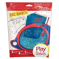 Boogie Board Play and Trace - Space Adventure, Interchangeable Stencil - Template