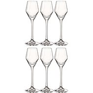 Bohemia  JANE Crystal Liqueur Glasses, 60ml, 6pcs - Glass for Cold Drinks