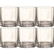 Bohemia Crystal Whiskey Glass BARLINE 280ml 6pcs - Whiskey Glasses