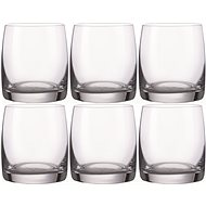 Bohemia Crystal Whisky Glass IDEAL 290ml 6pcs - Whiskey Glasses