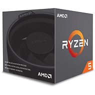 AMD RYZEN 5 1600 - Processor
