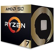 AMD Ryzen 7 2700X 50th Anniversary Edition - Processor