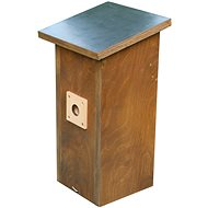 BudCam Birdbox with Built-In IP Camera - Sparrow - Box with IP camera