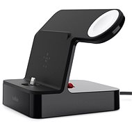 Belkin PowerHouse for Apple Watch and iPhone Black - Charging Stand