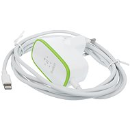 Belkin Home Charger + USB Lightning, white - Charger
