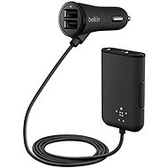 Belkin USB for 4 passengers, black - Car Charger