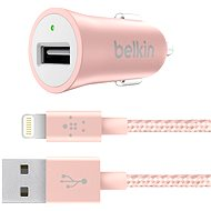 Belkin Universal - Rose Gold - Car Charger