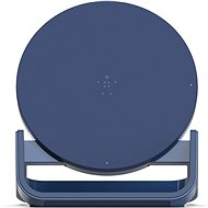 Belkin Boost Up Bold Qi Wireless Charging Stand Blue - Wireless Charger Stand