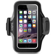 Belkin Slim-Fit Plus Armband black - Mobile Phone Case