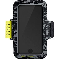 Belkin SportFit Pro for iPhone 8+/7+/6+/6s+, black-grey-yellow - Mobile Phone Case