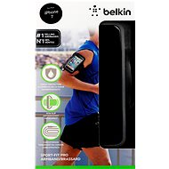 Belkin Sport-Fit Pro Armband black - Mobile Phone Case