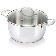 BEKA BELVIA 24CM, STAINLESS STEEL, with Lid - Pot
