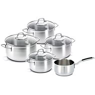 BEKA ROYAL 5 pcs, Stainless Steel - Pot Set