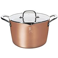BerlingerHaus 24cm Pot Bronze Titan Collection BH-1692