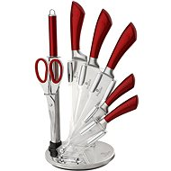 Berlingerhaus Set of kitchen knives 8 pieces of Infinity Line - Knife Set