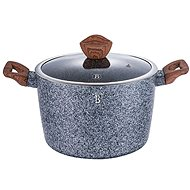 BerlingerHaus Casserole with lid 20cm Forest Line - Pot