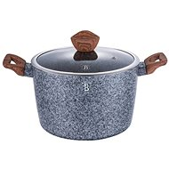 BerlingerHaus Casserole with lid 24cm Forest Line - Pot