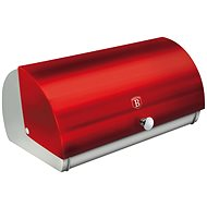 BerlingerHaus Bread bin Red Metallic Passion - Bread bin