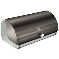 BerlingerHaus Bread Bin Metallic Carbon Passion Collection - Bread bin