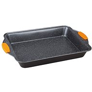 BerlingerHaus Deep Baking Tray 36 x 23cm Granit Diamond Line
