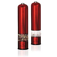 BerlingerHaus Pepper and Salt Electric Grinder Burgundy Metallic Line - Grinder