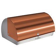 BerlingerHaus Bread Stainless Steel Rose gold Collection - Bread bin