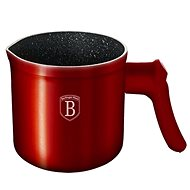 BerlingerHaus Milk Maker 1l Burgundy Metallic Line - simmer