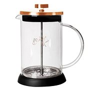 BerlingerHaus Tea and Coffee French Press 800ml Rosegold Metallic Line