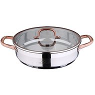 Bergner Serving pot 28cm 3.8l INFINITY CHEF - Pot