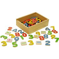 Magnetic Numbers - Educational Toy