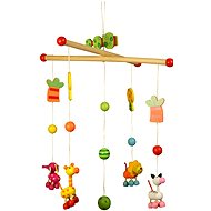 Hanging Carousel - Animals - Cot Toy