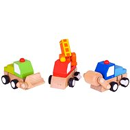 Colourful toy cars - Toy Car Set
