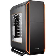 Be quiet! SILENT BASE 800 Transparent Side Panel/Orange - PC Case